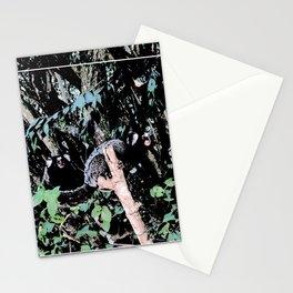 Common marmoset Stationery Cards
