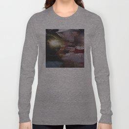 dimetiltriptamina Long Sleeve T-shirt