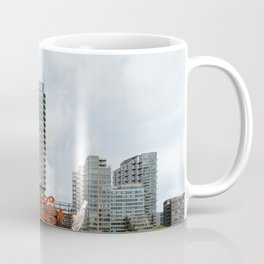 Cola sign in New York City Coffee Mug