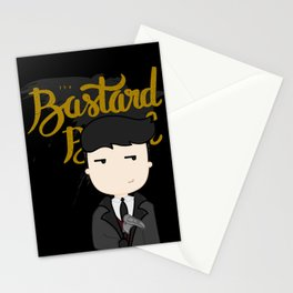 The Bastard from the Barrel Stationery Cards