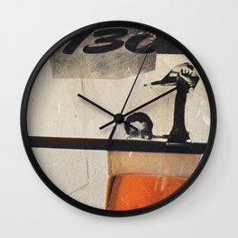Dil. 8 Wall Clock
