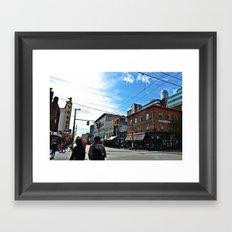 granville Framed Art Print