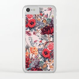 Magical Garden VIII Clear iPhone Case