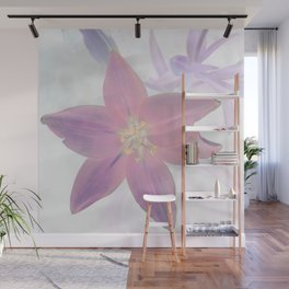 Lily Inversion Wall Mural