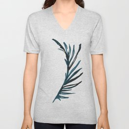 PALM NO.009 Unisex V-Neck