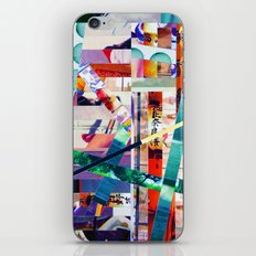 Antonsen (stripes 20) iPhone & iPod Skin