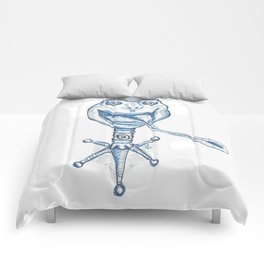 Frog Stand Comforters