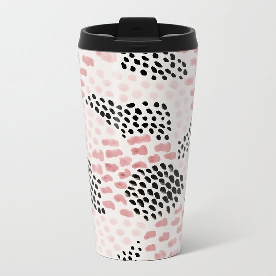 016A Metal Travel Mug