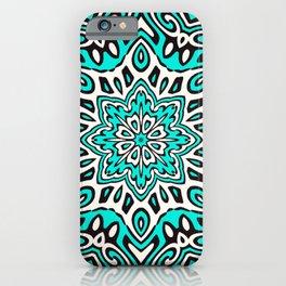 Oriental Kaleido 5 iPhone Case