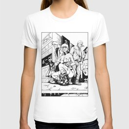 Ghost in the Shell: Section 9 T-shirt