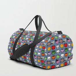 Hallowkitties Duffle Bag