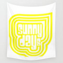 Sunny Days #society6 #decor #buyart Wall Tapestry