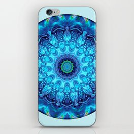 Mandalas from the Heart of Surrender 5 iPhone Skin