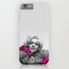 Quartz Armor & Roses in Her Hair iPhone 6s Slim Case