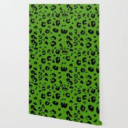 neon cheetah Wallpaper