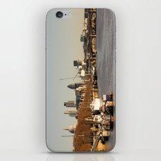 London at sunset iPhone & iPod Skin