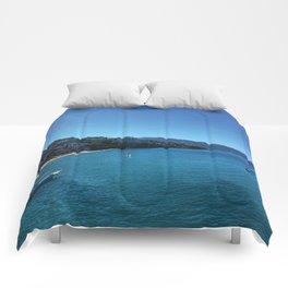 Puerto Vallarta Beach 1 Comforters