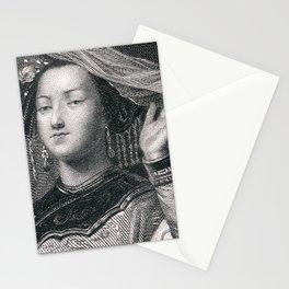 Khutulun - Georges François Louis Jaquemot Stationery Cards