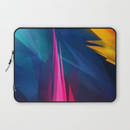 Geometric Colors Laptop Sleeve