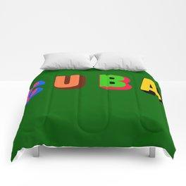 Cuba 2 Comforters