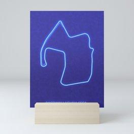 Laguna Seca Raceway Monterey USA Mini Art Print