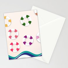 I want summer now Stationery Cards
