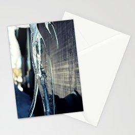 Winter Glass Stationery Cards