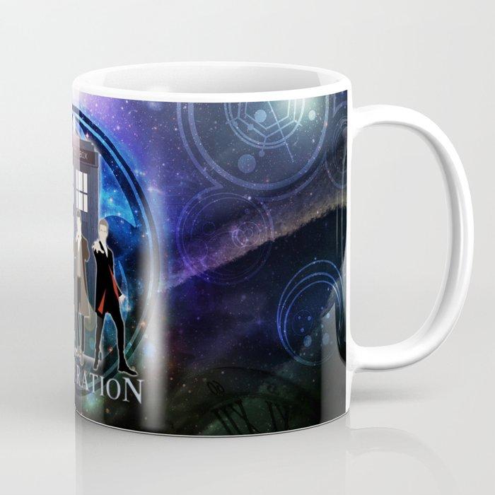 The Doctor Of Regeneration Coffee Mug
