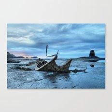 Admiral Von Tromp at Black Nab Canvas Print