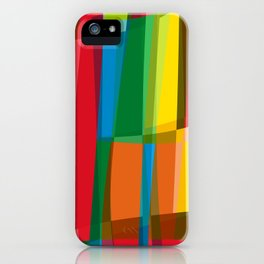behind the colors iPhone Case