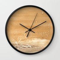 the shining Wall Clocks featuring The shining by Ivanushka Tzepesh