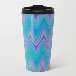 Agate Wave Lilac - Mineral Series 003 Travel Mug