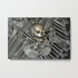 Sedlec XII Metal Print