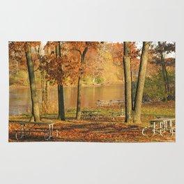 Autumn's End Rug