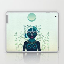 Indian woman Laptop & iPad Skin