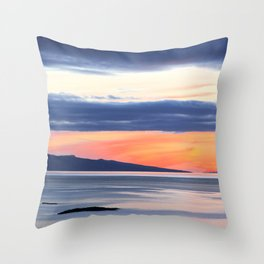 In consideration of Monticelli Throw Pillow