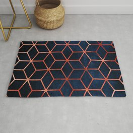 Cubic Pattern Rug