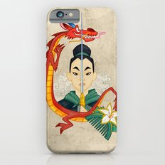 Mulan Tattoo Slim Case iPhone 6s