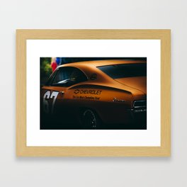 Trust a champion Framed Art Print