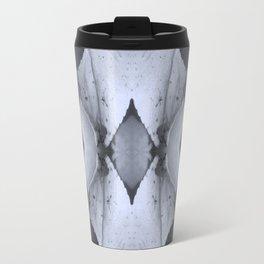 Hand Leaf Mandala Travel Mug