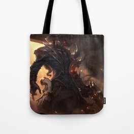 High Noon Lucian League of Legends Tote Bag