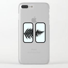 Fern v5 Clear iPhone Case