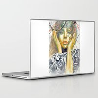 artrave Laptop & iPad Skins featuring ARTPOP by Abhivision