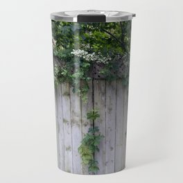 The Green Can Never Be Blocked Travel Mug