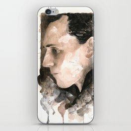 My emotional outlet is consuming the better part of me... iPhone Skin
