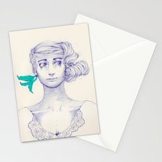Flowery 03 Stationery Cards