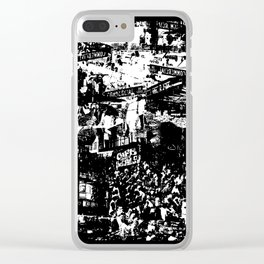 Commercial Drive Clear iPhone Case