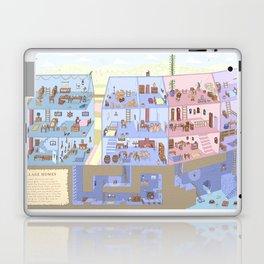Village Homes Maze Laptop & iPad Skin