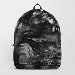 Empress Wolf Backpack