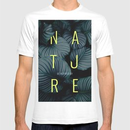 Be inspired by nature T-shirt